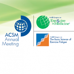 2018 ACSM Annual Meeting, World Congress on Exercise is Medicine and